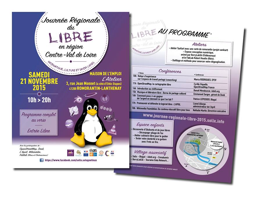 Flyer A5 recto verso