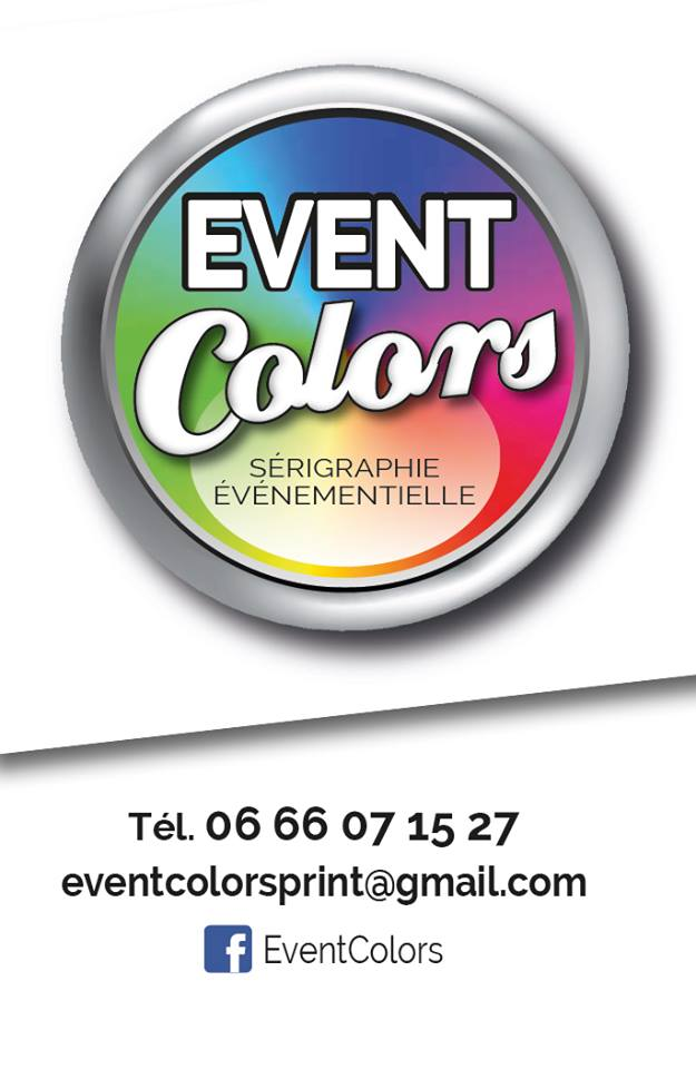 Carte de visite 85x54 mm, EventColors